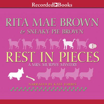 Rest in Pieces Audiobook, by