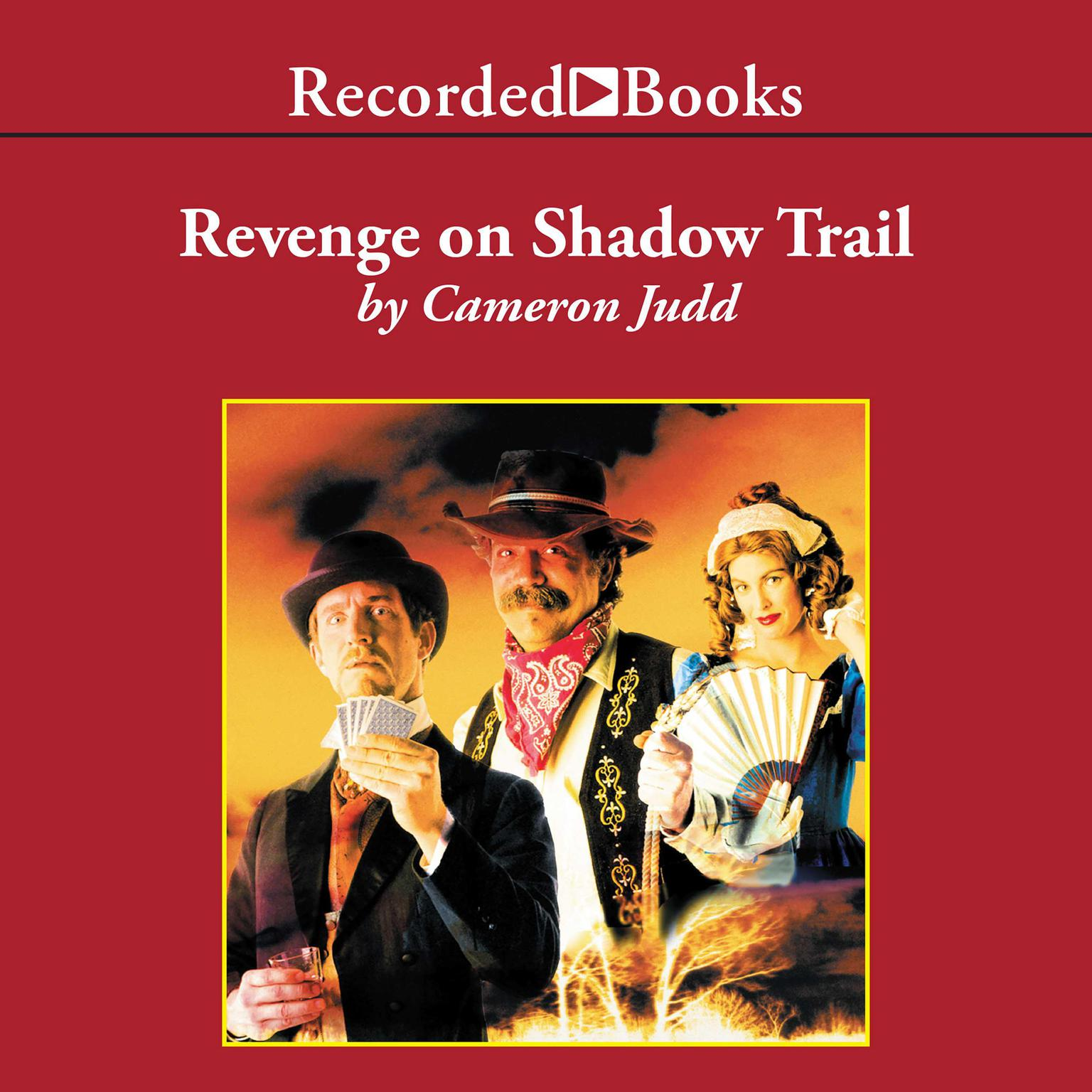 Printable Revenge on Shadow Trail Audiobook Cover Art