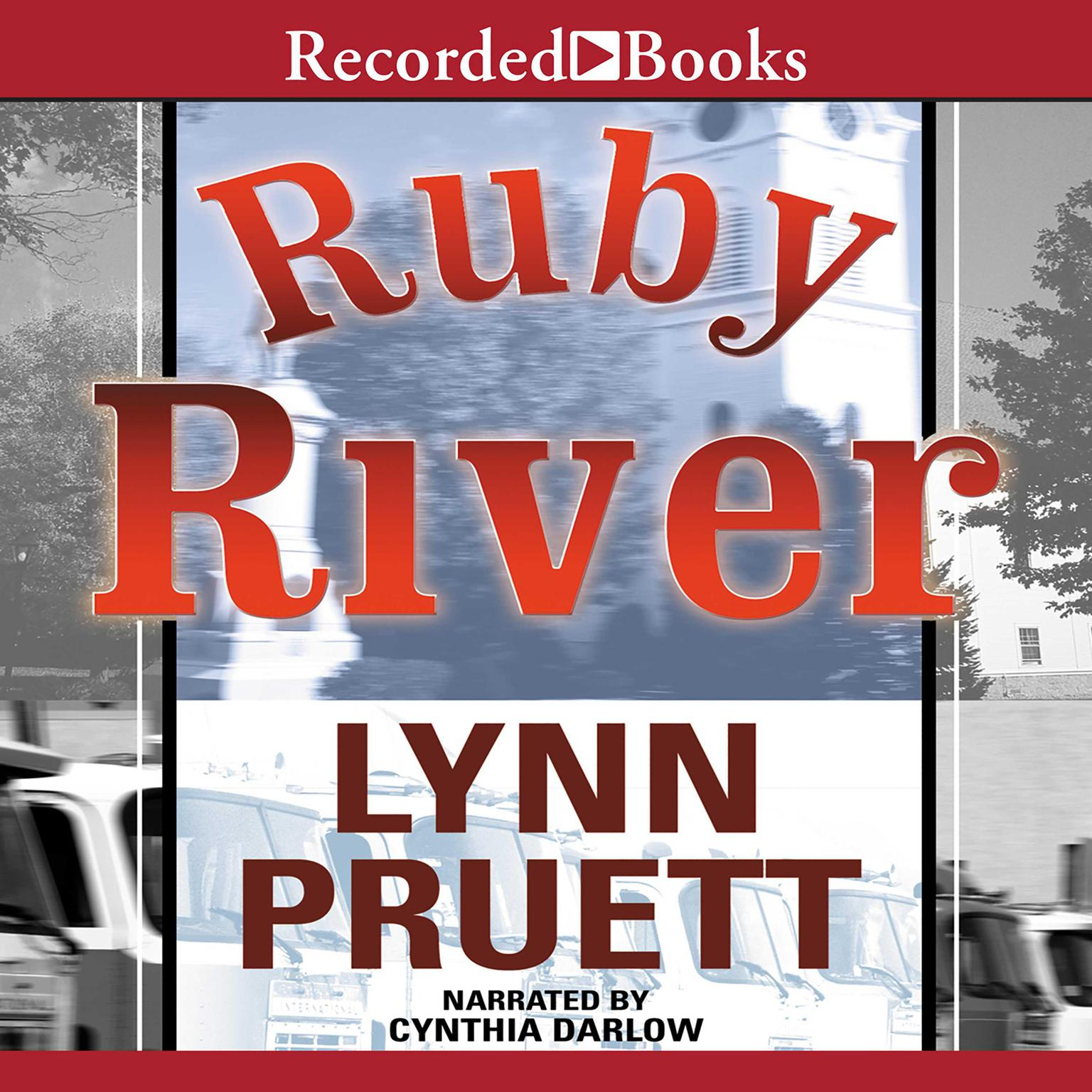 Printable Ruby River Audiobook Cover Art