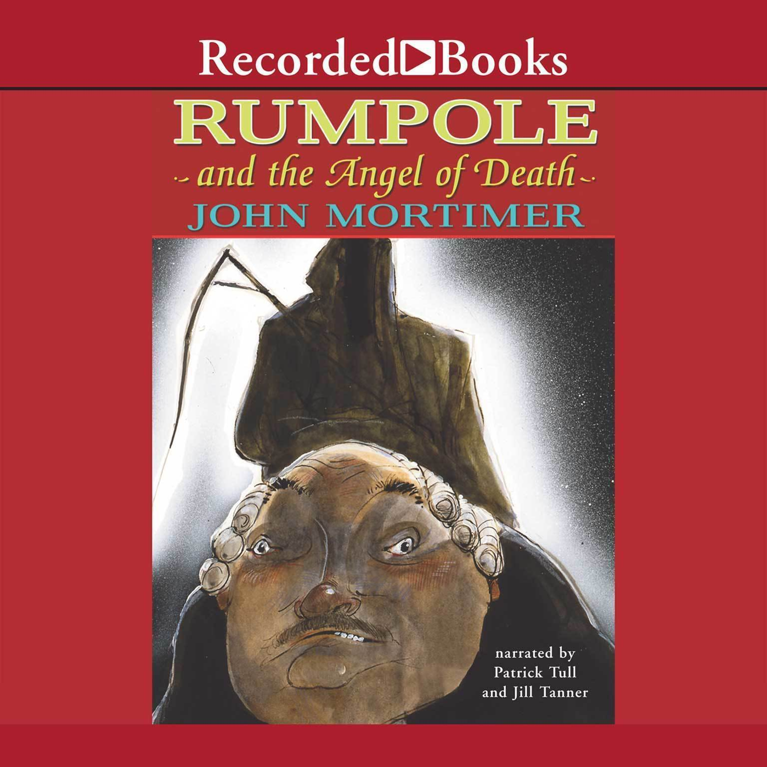 Printable Rumpole and the Angel of Death Audiobook Cover Art