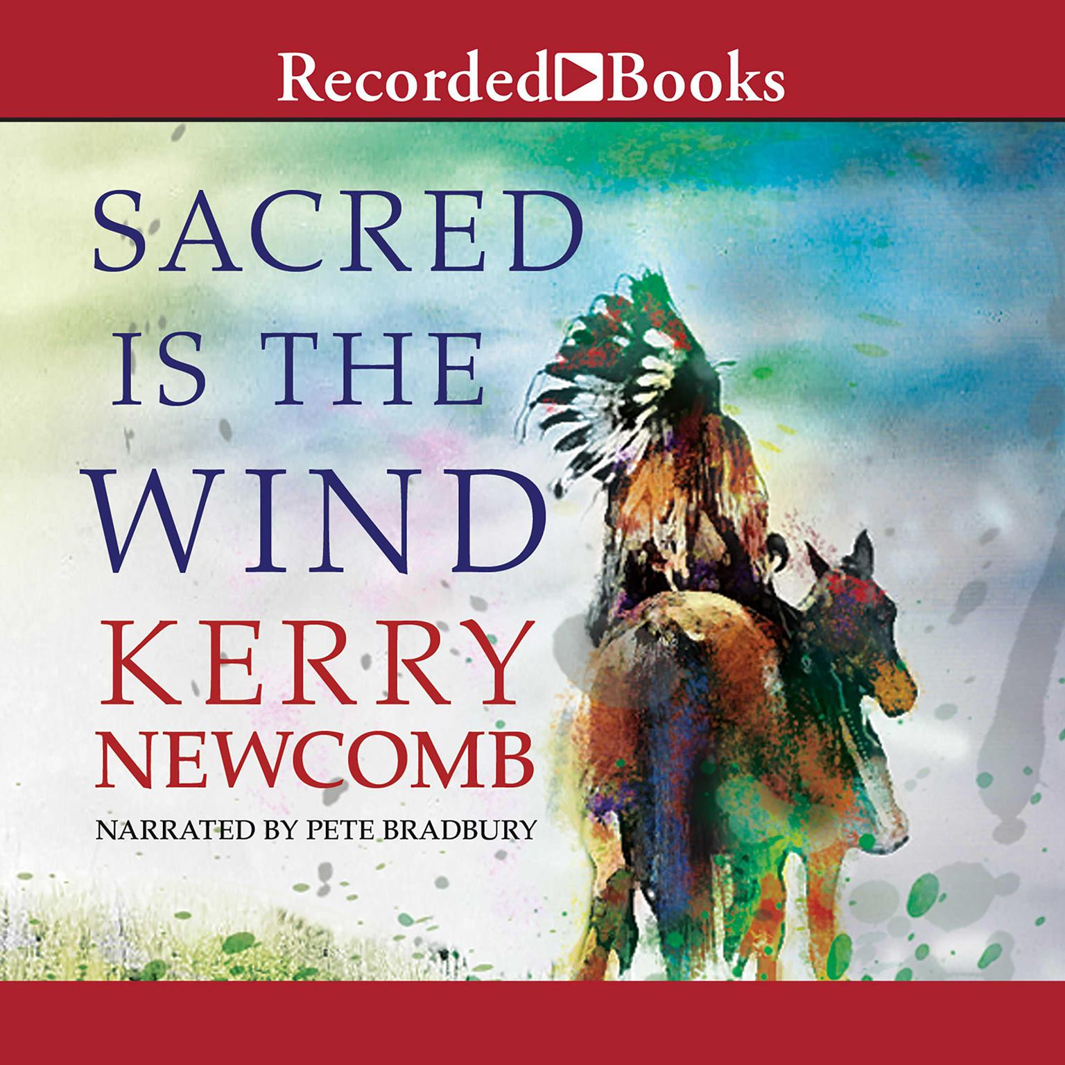 Printable Sacred is the Wind Audiobook Cover Art