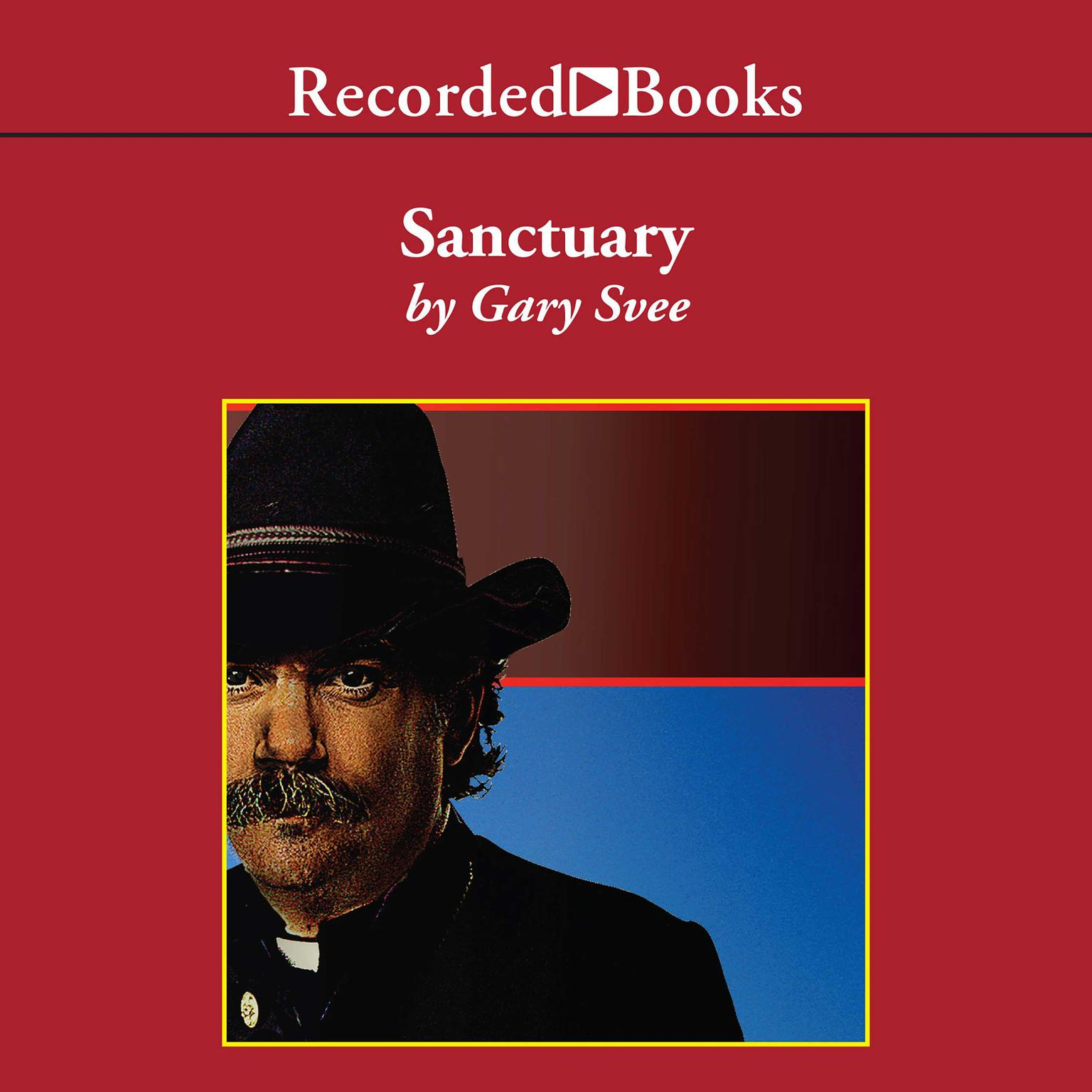 Printable Sanctuary Audiobook Cover Art