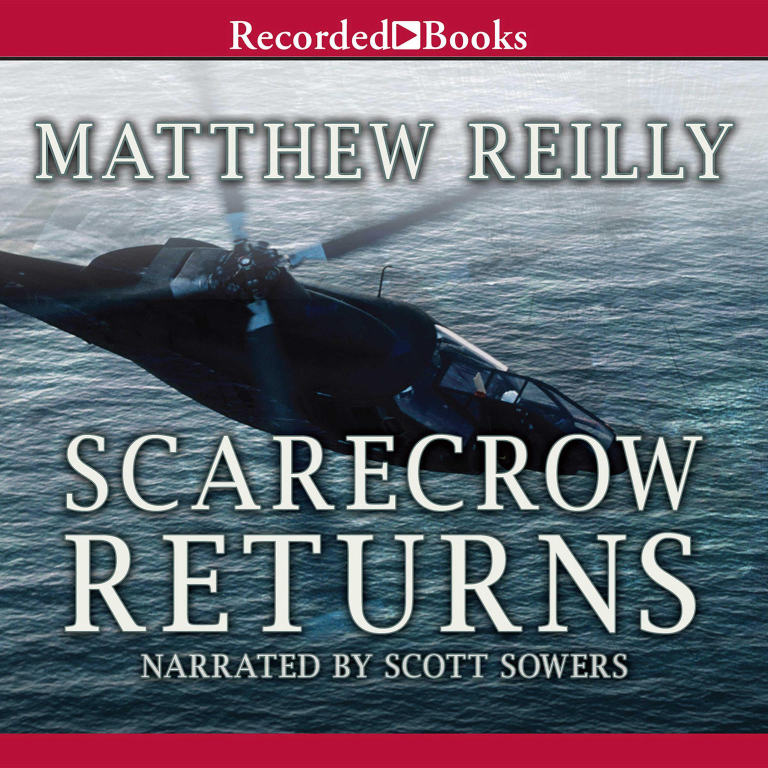 Printable Scarecrow Returns Audiobook Cover Art