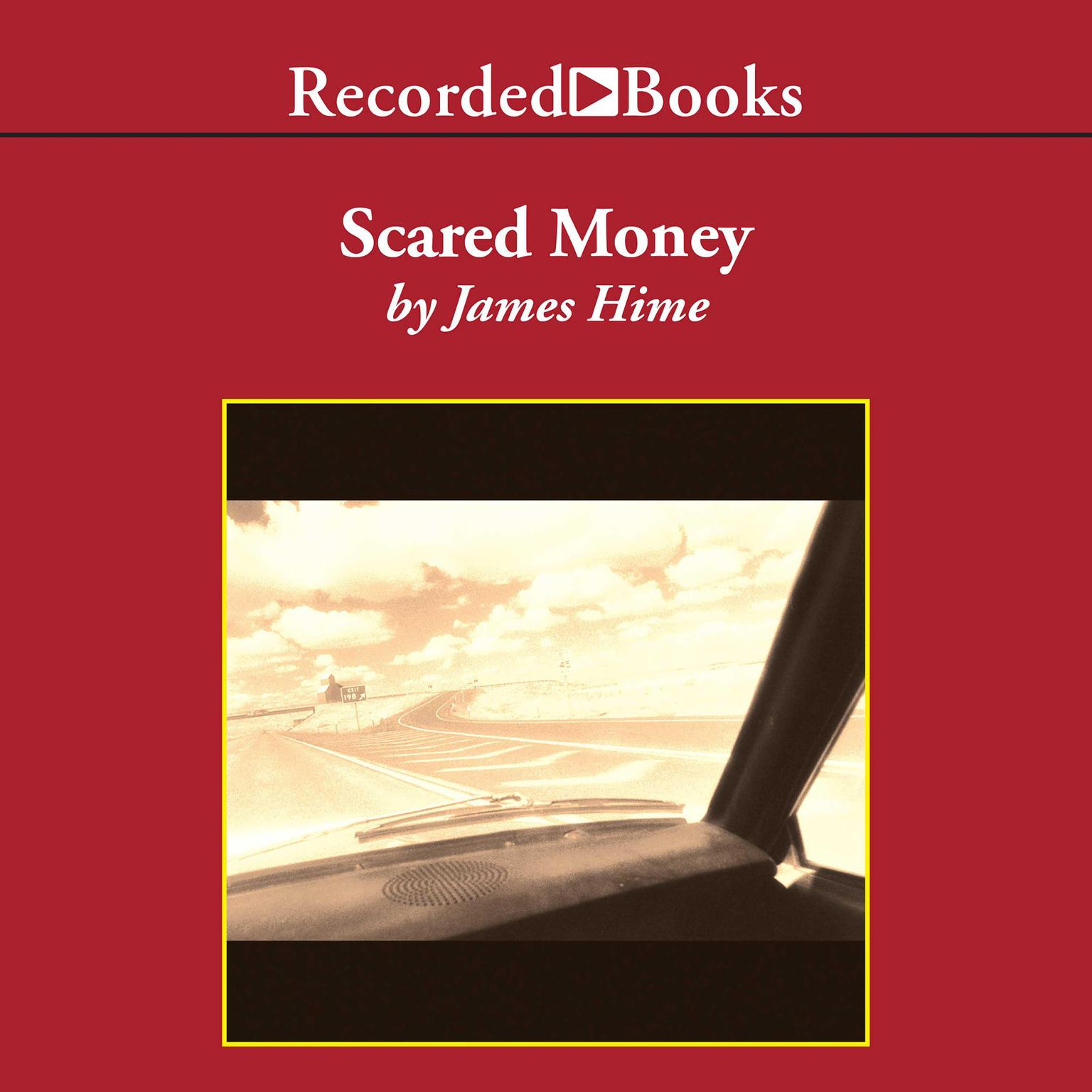 Printable Scared Money Audiobook Cover Art