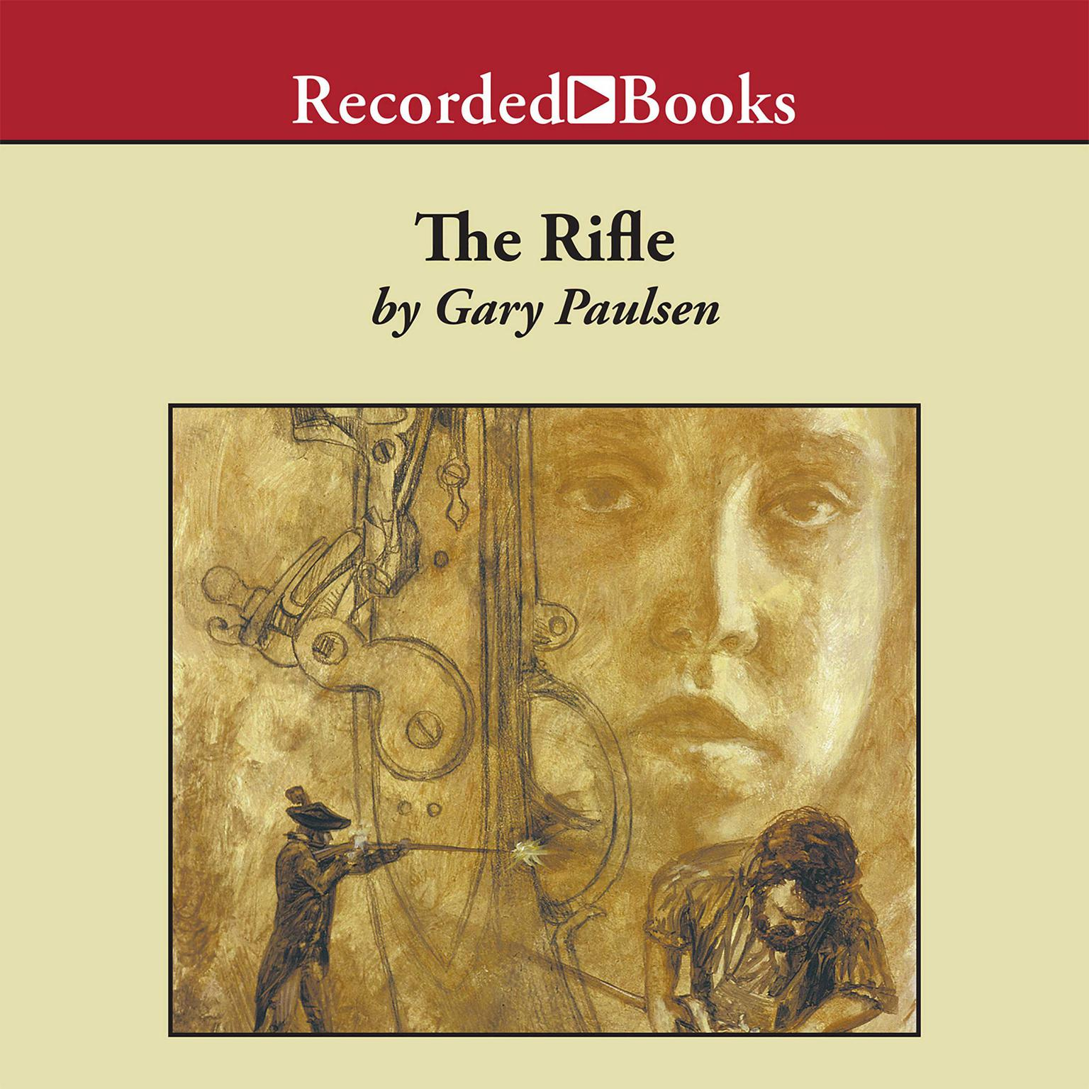 Printable The Rifle Audiobook Cover Art