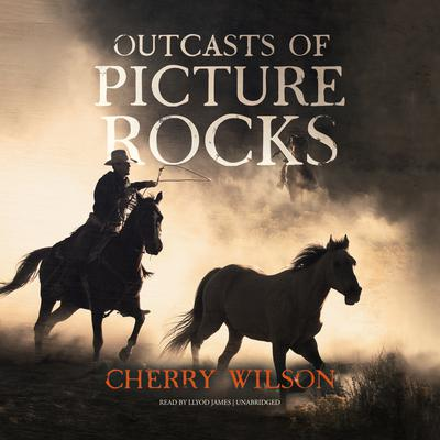 Outcasts of Picture Rocks Audiobook, by Cherry Wilson