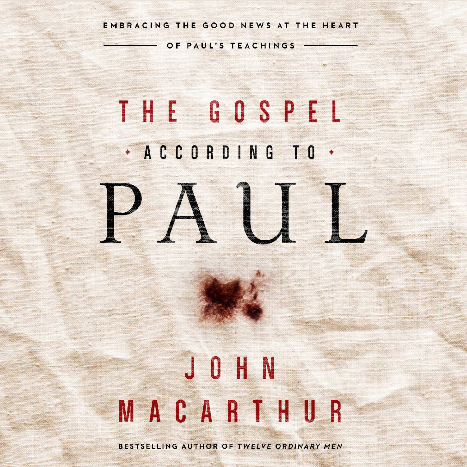 Printable The Gospel According to Paul: Embracing the Good News at the Heart of Paul's Teachings Audiobook Cover Art