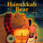 Hanukkah Bear Audiobook, by Eric Kimmel
