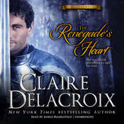 The Renegade's Heart, by Claire  Delacroix