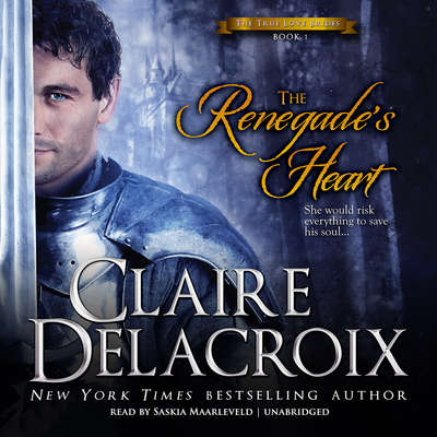 The Renegade's Heart Audiobook, by Claire  Delacroix