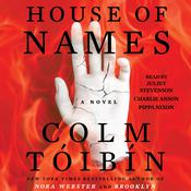 House of Names Audiobook, by Colm Tóibín
