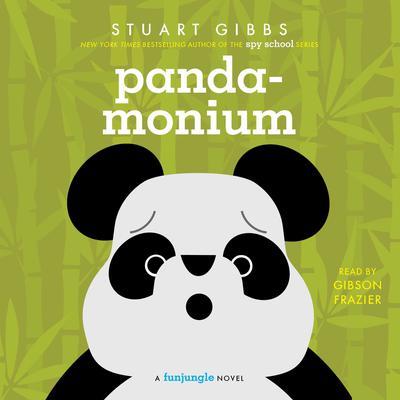 Panda-monium Audiobook, by Stuart Gibbs