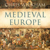 Medieval Europe Audiobook, by Chris Wickham