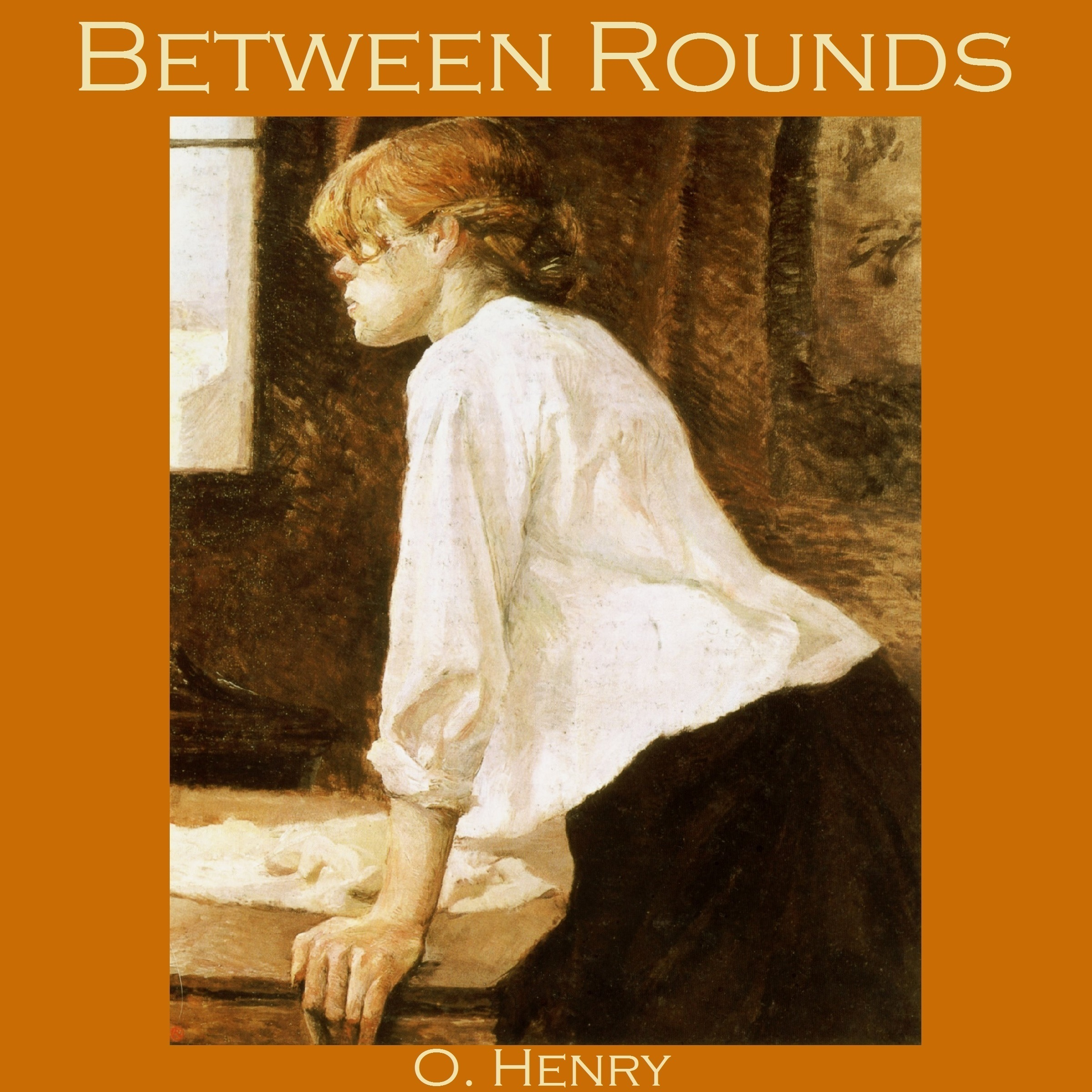 Printable Between Rounds Audiobook Cover Art