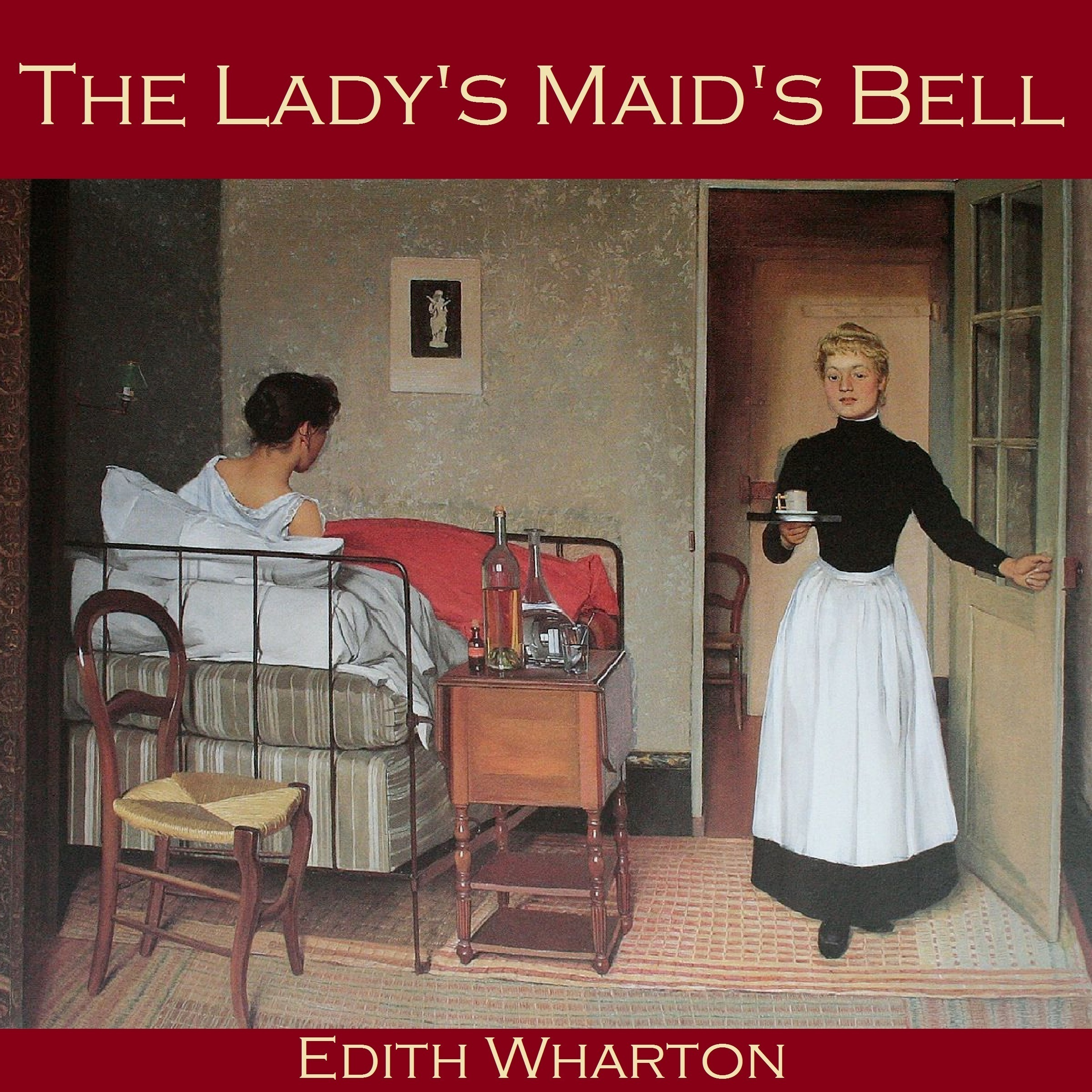 Printable The Lady's Maid's Bell Audiobook Cover Art