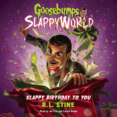 Slappy Birthday to You Audiobook, by