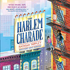 The Harlem Charade Audiobook, by Natasha Tarpley