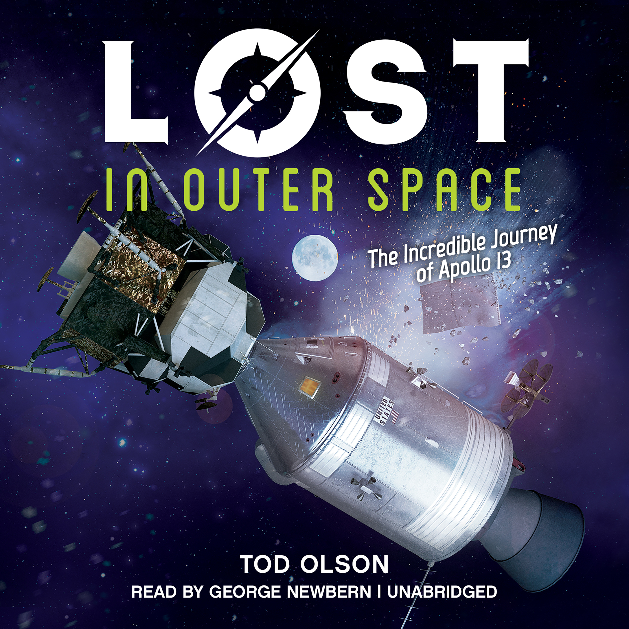 Apollo 13 Quotes Best download lost in outer space audiobooktod olson for just $5.95