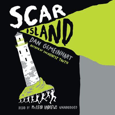 Scar Island Audiobook, by Dan Gemeinhart