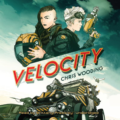 Velocity Audiobook, by Chris Wooding