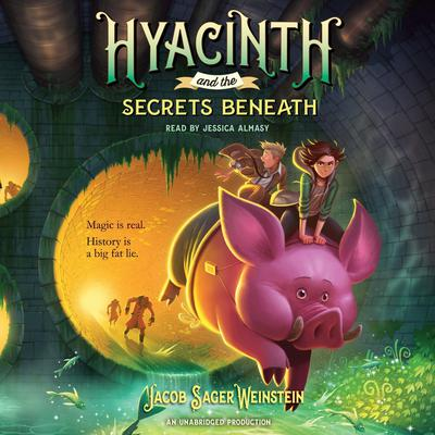 Hyacinth and the Secrets Beneath Audiobook, by Jacob Sager Weinstein