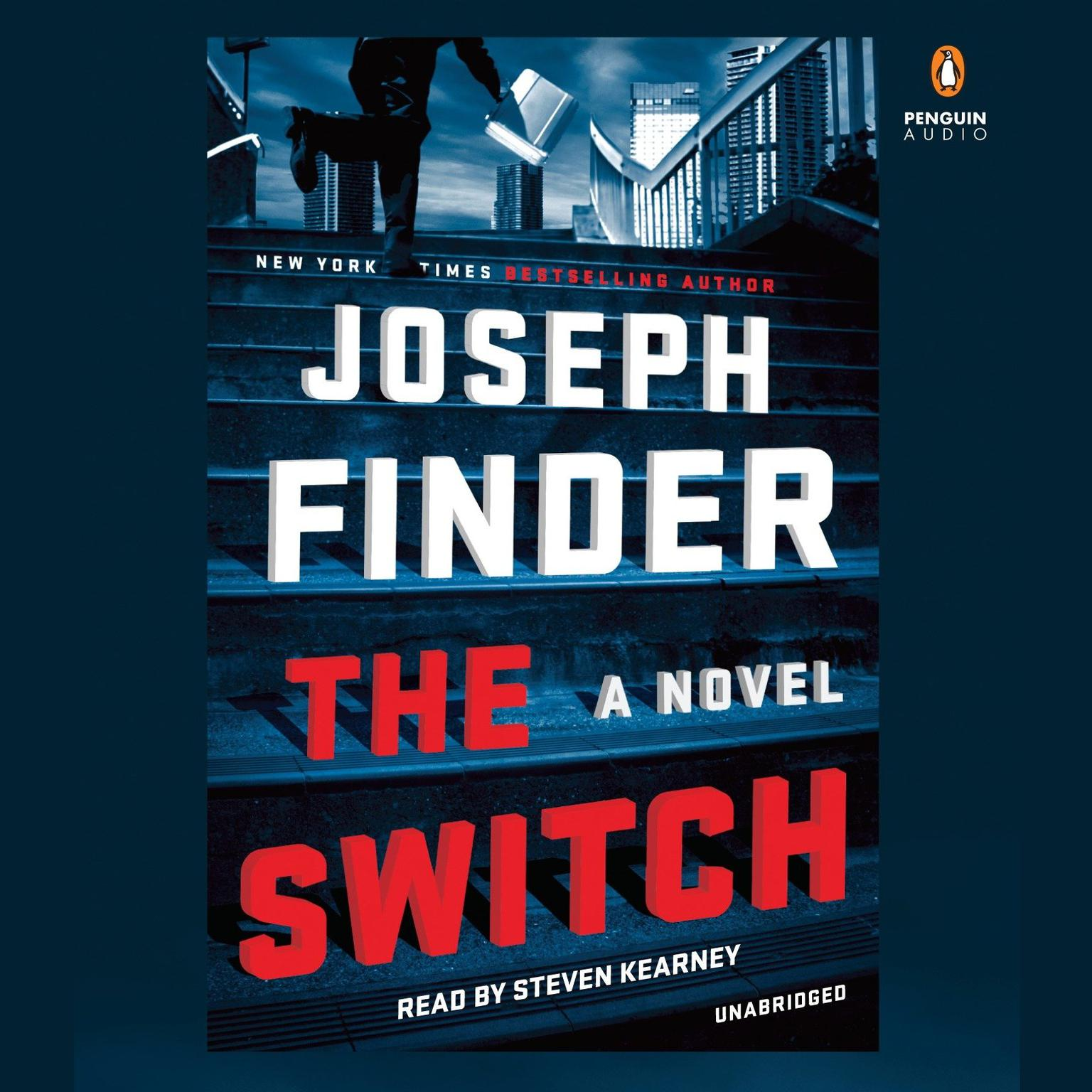 Printable The Switch: A Novel Audiobook Cover Art