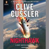 Nighthawk Audiobook, by Clive Cussler, Graham Brown