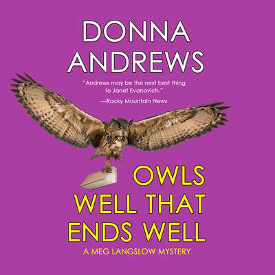 Owls Well That Ends Well Audiobook, by Donna Andrews