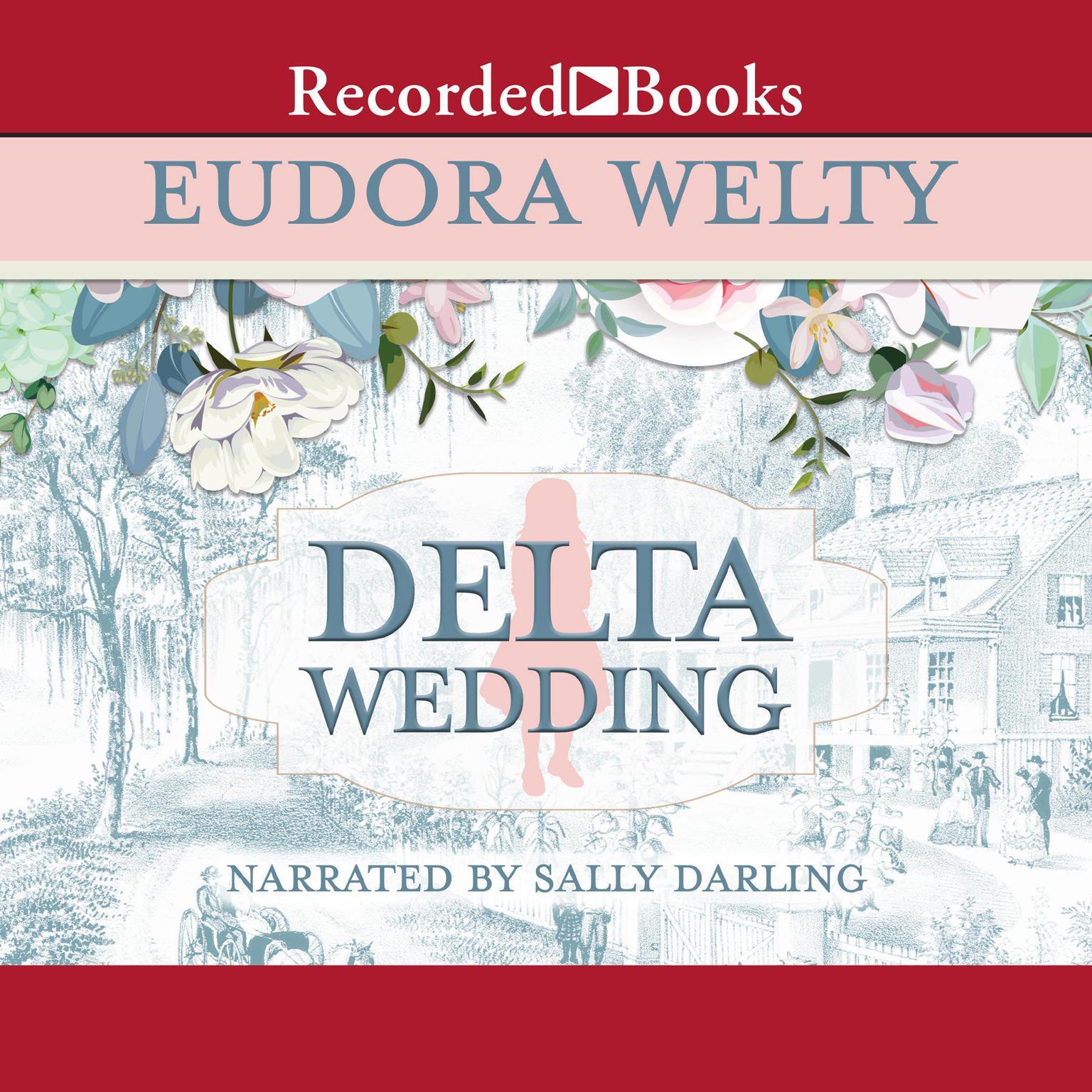 Printable Delta Wedding Audiobook Cover Art