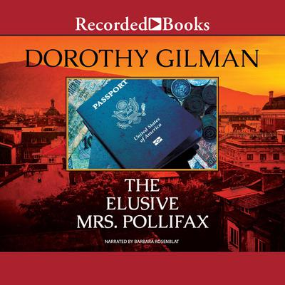 The Elusive Mrs. Pollifax Audiobook, by Dorothy Gilman