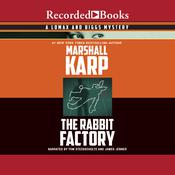 The Rabbit Factory Audiobook, by Marshall Karp
