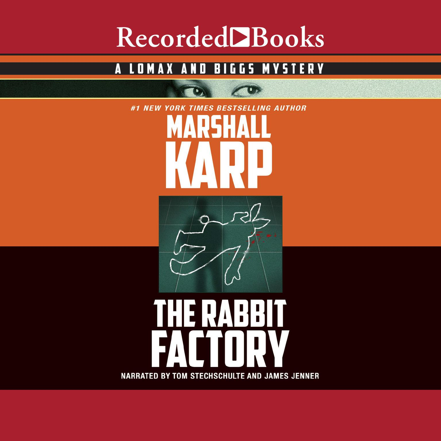 Printable The Rabbit Factory Audiobook Cover Art