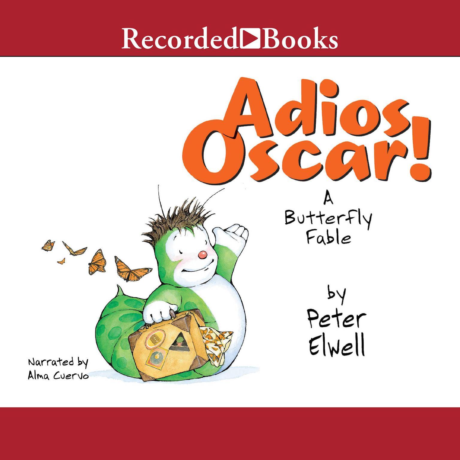 Printable Adios Oscar Audiobook Cover Art