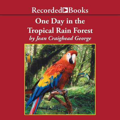 One Day in the Tropical Rain Forest Audiobook, by Jean Craighead George