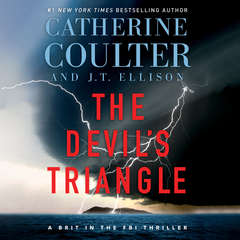 The Devils Triangle Audiobook, by Catherine Coulter, J. T. Ellison