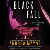 Black Fall: A Jessica Blackwood Novel Audiobook, by Andrew Mayne