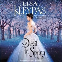 Devil in Spring: The Ravenels, Book 3 Audiobook, by Lisa Kleypas