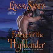 Falling for the Highlander Audiobook, by Lynsay Sands