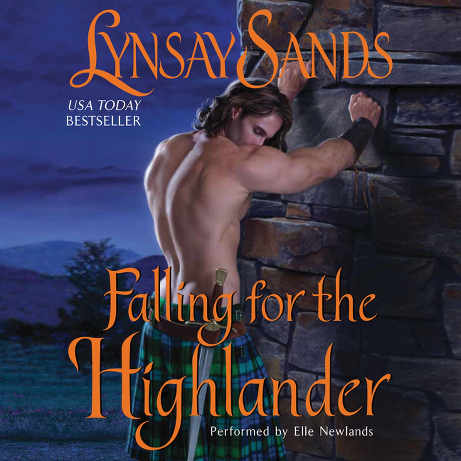 Printable Falling for the Highlander Audiobook Cover Art