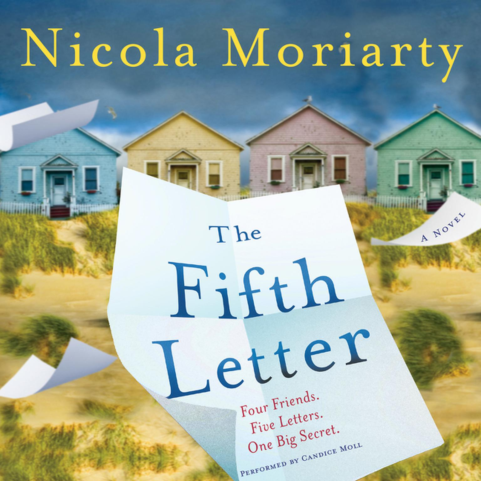 Printable The Fifth Letter Audiobook Cover Art