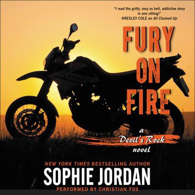 Fury on Fire: A Devils Rock Novel Audiobook, by Sophie Jordan