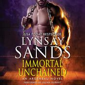 Immortal Unchained: An Argeneau Novel, by Lynsay Sands