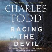 Racing the Devil: An Inspector Ian Rutledge Mystery, by Charles Todd