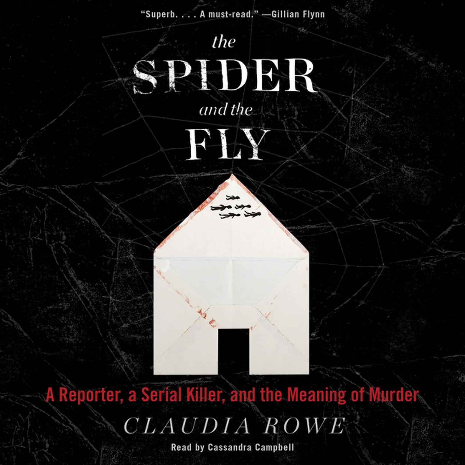 Printable The Spider and the Fly: A Reporter, a Serial Killer, and the Meaning of Murder Audiobook Cover Art