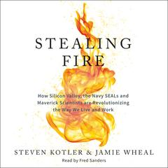 Stealing Fire: How Silicon Valley, the Navy SEALs, and Maverick Scientists Are Revolutionizing the Way We Live and Work Audiobook, by Jamie Wheal, Steven Kotler