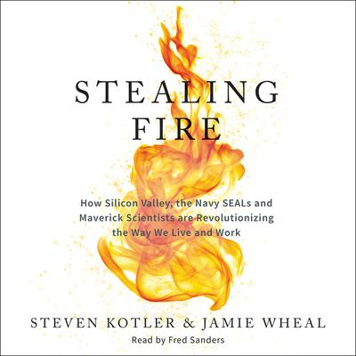 Stealing Fire: How Silicon Valley, the Navy SEALs, and Maverick Scientists Are Revolutionizing the Way We Live and Work Audiobook, by