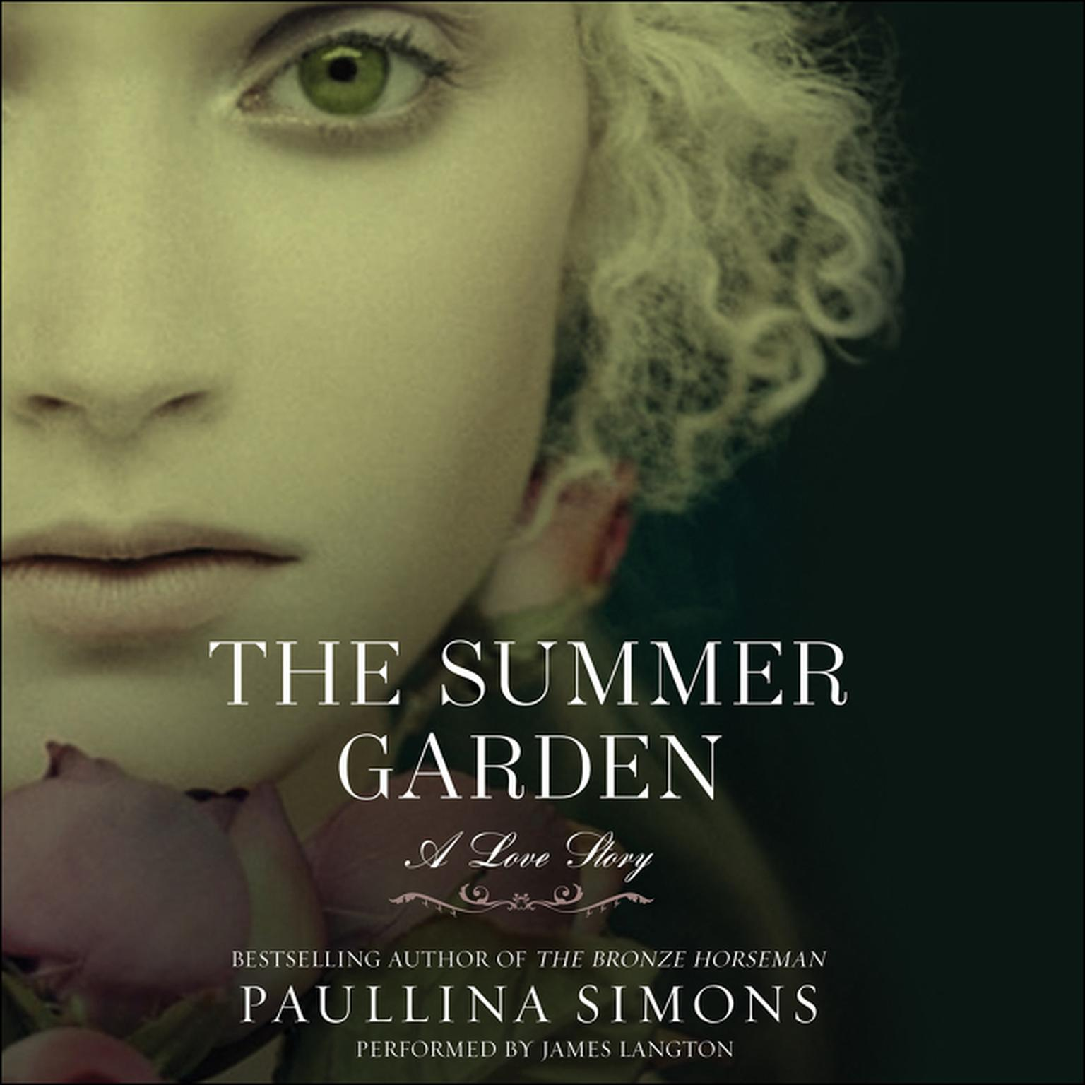 Printable The Summer Garden: A Love Story Audiobook Cover Art