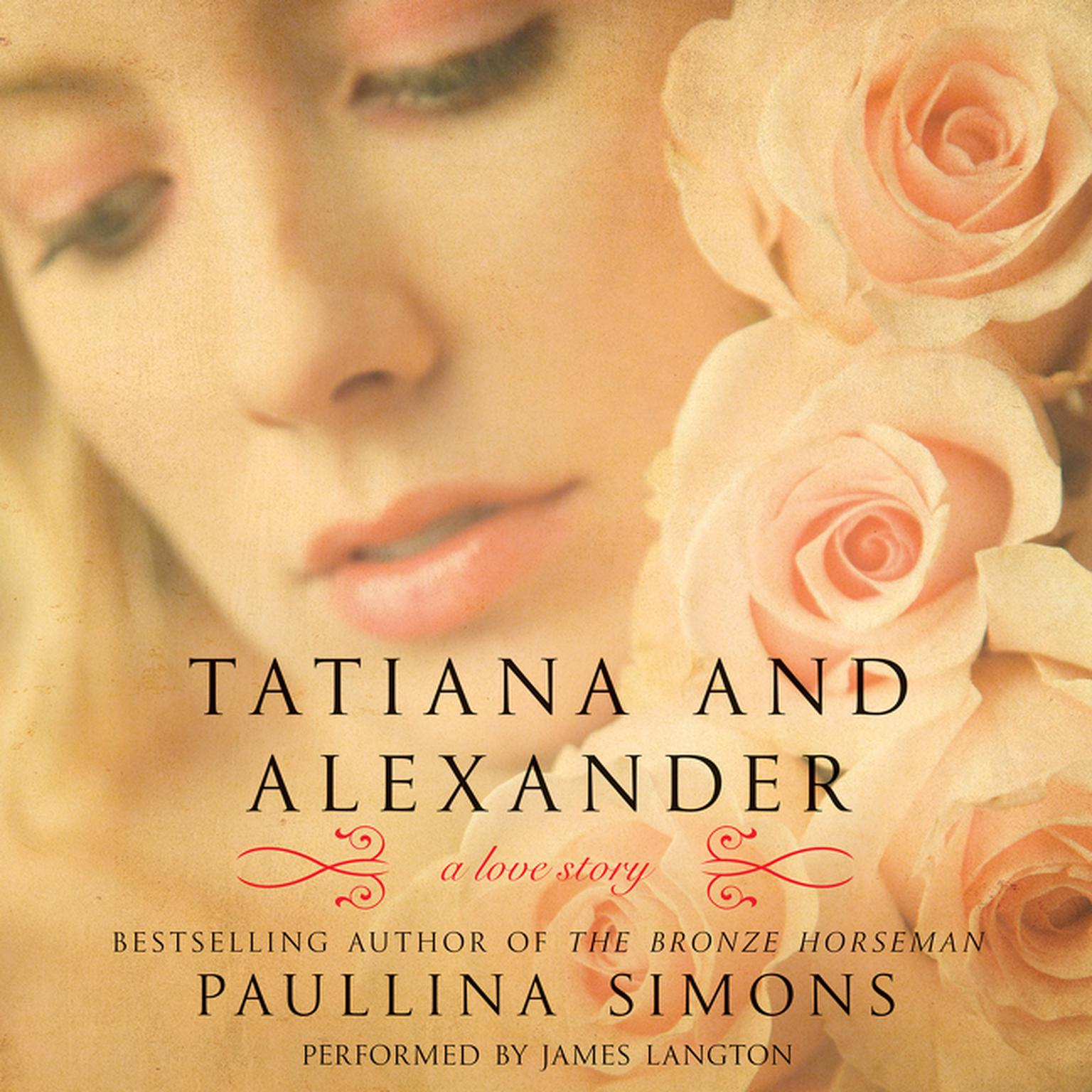 Printable Tatiana and Alexander: A Novel Audiobook Cover Art