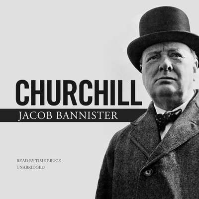Churchill Audiobook, by Jacob  Bannister