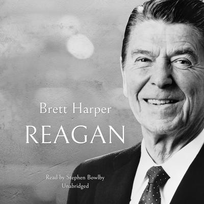 Reagan Audiobook, by Brett Harper